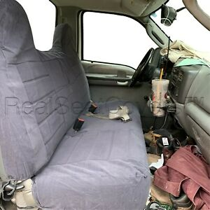 F23 Dg F Series Regular Super Cab Front Or Rear Solid Bench Seat Cover For Ford
