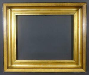 Large Deep Gold Picture Frame C 1900 26 1 4 X 22 1 4 X 2 3 4