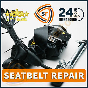 Ford F 150 Dual Stage Seat Belt Repair After Accident Oem