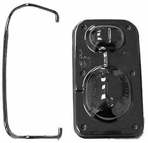 Prc 969101 Gm Chrome Master Cylinder Cover 1967 80 3 X5 5 8 Single Bail Retainer