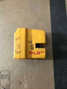 Pacific Laser System Pls 180 untested Missing Cover