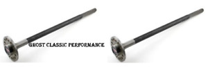Ford 9 Inch Forged 31 Spline Axles Pair 2 30 Long 4140 Steel Small Bearing
