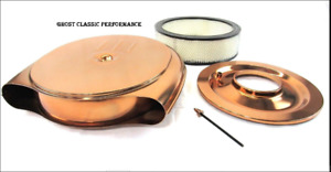 1951 1956 Cadillac Oldsmobile Air Cleaner Kit Copper Finish Brand New Retro
