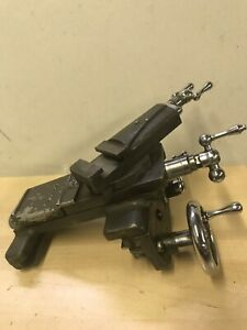 Craftsman 101 Atlas 618 6 Lathe Carriage Saddle Assembly Cross Feed Complete