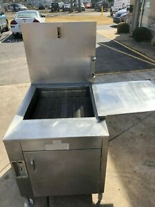 Avalon Donut Fryer 24x24