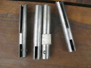 Four Vintage Pacific Reloading Press Rams