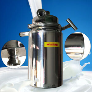 750w Stainless Steel Sanitary Pump Sanitary Beverage Milk Delivery Pump 3t h