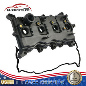 Engine Valve Cover W Gasket For 2007 2013 Nissan Altima Sentra 2 5l 13270ja00a