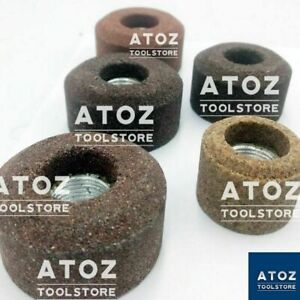 Valve Seat Grinder Stone Set All Sizes Grinding Stones Sioux Hex Drive Premium