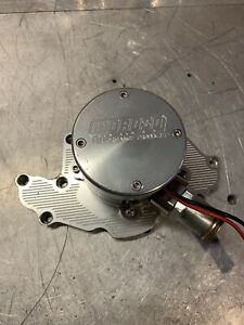 Ford 302 Electric Water Pump Moroso Billet Mustang 5 0 Foxbody Gt Lx Sbf
