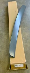 Manzo Unpainted Abs Plastic Rear Roof Spoiler Fits Honda Civic 2006 2010 4dr