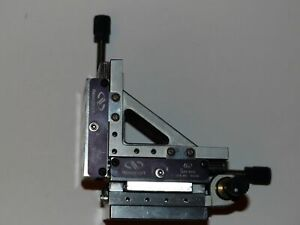 Newport Ultralign 462 xyz m 3 axis Linear Stage With Actuators