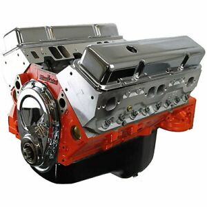 Blueprint Engines Ps4272ct Pro Series 427ci Small Block Chevy Base Engine 540 Hp