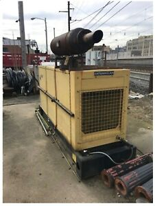 315hr 125kw 3116b Cat Diesel Generator Gen Set Complete Service 90 Day Warranty