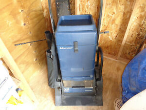 Host Dry Carpet Cleaning Machine Liberator Commercial Extractor Vac Evm