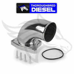 Dieselsite Intake Elbow For 2003 2007 Ford F250 350 Super Duty 6 0l Powerstroke