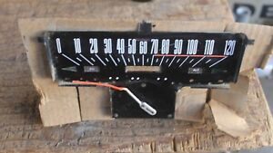 1969 1970 Ford Galaxie Nos Speedometer Nice Doaf 17265