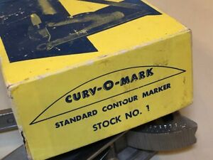 Curv o mark Standard Contour Marker Pipe Tube Welding Cutting Hvac Tool