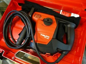 Hilti Te 30 Corded Sds Plus Rotary Hammer Concrete Drilling Combihammer Drill