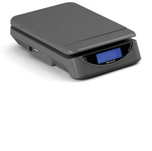 Brecknell Ps25 Electronic Usb Powered Postal Scale 25 Lb X 0 2 Oz