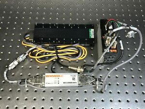 Parker Mx80l 150mm Precision Linear Servo Motor Actuated Stage W vix250ih Driver