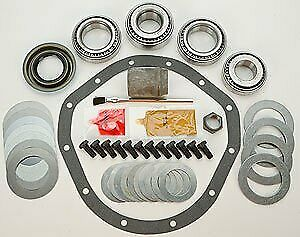 Jegs 61202 Complete Differential Installation Kit Gm 8 875 In 12 bolt