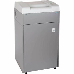 Dahle Professional High Capacity Paper Shredder Strip Cut 20390 Lot Of 1