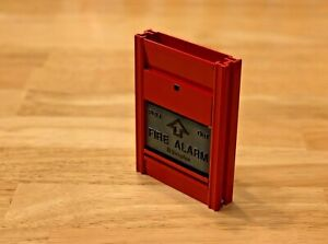 rare canadian Simplex Ms 301c Fire Alarm Pull Station