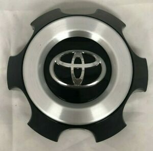 New Toyota Fj Cruiser 4 Runner 4runner 17 Wheel Hub Center Cap Black Machined