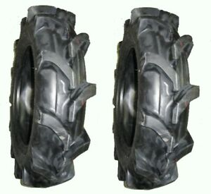 Two Tires 7 16 Lrc 6 Pr Harvest King All Purpose Ag Lug Tractor Tires