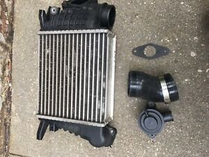 2010 Wrx Intercooler With Bov gasket And Cobb Silicone Throttle Body Hose