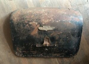 1935 1936 Pontiac 8 Sedan Trunk Deck Lid 35 36