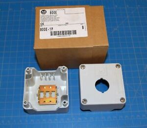 Ab 800e Electrical Enclosure Nema 4 4x 12 2 75 Cube W Knockout New In Box