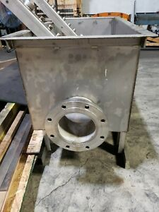 stainless Steel Recirculated Water Catch Tub