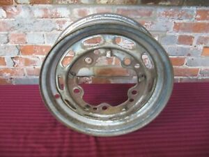 Porsche 356 Kpz Wheel Dated 3 63
