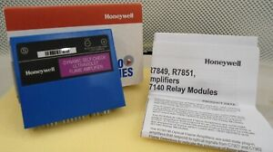 Honeywell R7861a1026 Or R7861 A 1026 Uv Flame Amplifier Ultraviolet New In Box