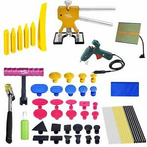 Us Paintless Dent Repair Line Board Lifter Puller Hammers Pdr Removal Tools Kits