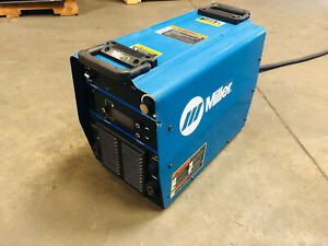 Miller Invision 354mp Pulse Mig Welder 240v