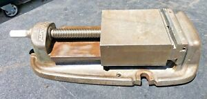 Bridgeport 6 Milling Machinist Vise Machinist Tool Free Shipping