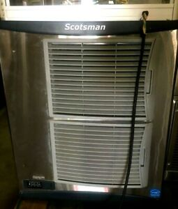 Scotsman Ice Machine Head Flaker F1222a 3e Air cooled