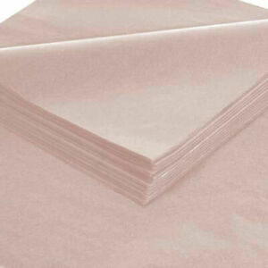 20 X 30 Peach Grit Tissue Paper 480 Pack Lot Of 1