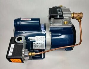 General 1 6 Hp Oilless Air Compressor For Sprinkler Systems Ol12516ac