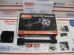 Boss Smart Touch 2 Plow Control Pedestal Mounting Kit New Oem Part Msc09658