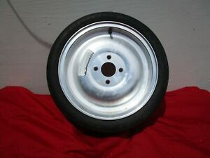 Mustang Fox Body Factory Aluminum Spare Tire Cobra Gt 4 Lug Ford 5 0 79 93