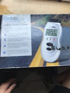 New Open Box Carmd 2100 Handheld Tester Cd Vehicle Health System
