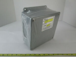 New Hoffman Jic Box With Screw Cover Electrical Enclosure A 808sc 783510