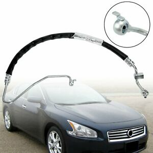 Power Steering Pressure Line Hose Assembly For Nissan Altima Maxima 3 5l 3403716