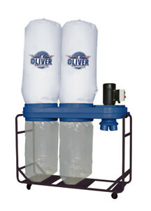 Oliver 7145 001 Portable Dust Collector 3 Hp 1ph
