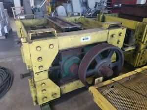 Used Two Roll Mill