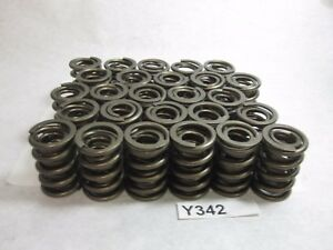 26 Qty Race Dual Valve Springs 1 55 Od 75 Id 2 25 Length